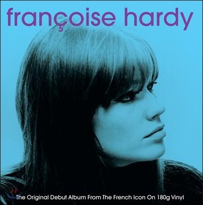 Francoise Hardy (프랑스와즈 아르디) - Francoise Hardy (데뷔 앨범) [LP]