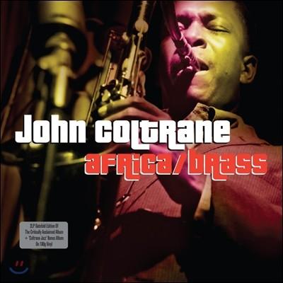 John Coltrane (존 콜트레인) - Africa/Brass & Coltrane Jazz [2LP]