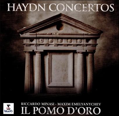 Il Pomo d'Oro 하이든: 협주곡집 - 바이올린, 건반, 호른 협주곡 (Haydn: Concertos for Violin, Horn, Keybaord) 일 포모 도로, 리카르도 미나시