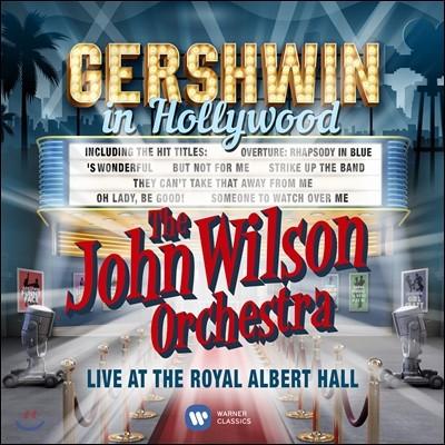John Wilson Orchestra 헐리우드의 거쉬인 [로열 알버트 홀 실황] (Gershwin in Hollywood - Live at the Royal Albert Hall) 존 윌슨 오케스트라