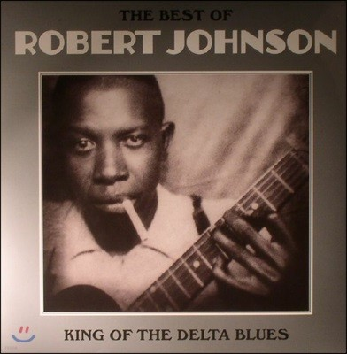 Robert Johnson (로버트 존슨) - King of the Delta Blues: The Best of [LP]