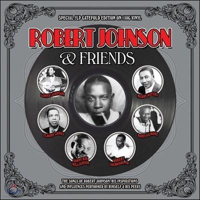 Robert Johnson & Friends (로버트 존슨 & 프렌즈) [2LP]