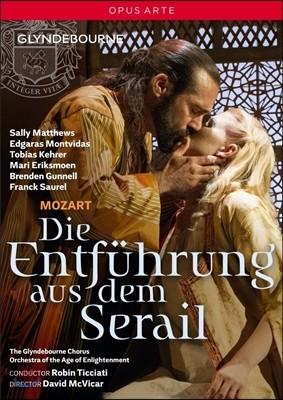 Sally Matthews / Robin Ticciati 모차르트: 오페라 '후궁으로부터의 탈출' (Mozart: Die Entfuhrung Aus Dem Serail) 계몽시대 오케스트라