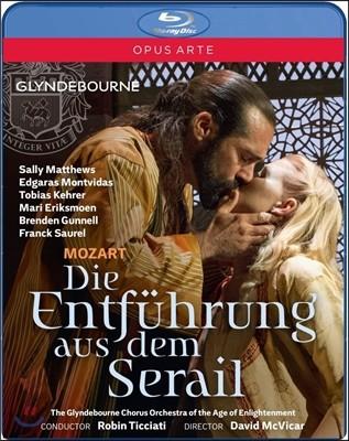 Sally Matthews / Robin Ticciati 모차르트: 오페라 '후궁으로부터의 탈출' [블루레이]