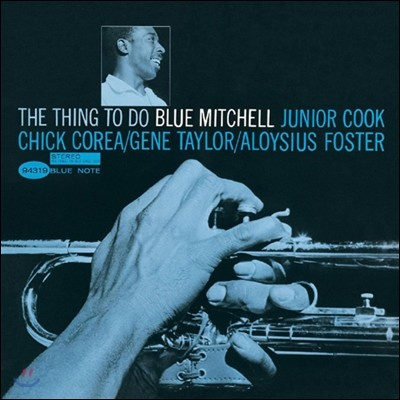 Blue Mitchell (블루 미첼) - The Thing To Do [LP]