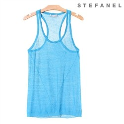 스테파넬/Casual Sleeveless Top (S52KP205)