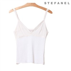 스테파넬/Stylish Linen Top (S52TT004)