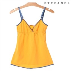 스테파넬/Colorful Natural Top (S52TT028)
