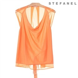 스테파넬/Shoulder See-Through Top (S52TT080)