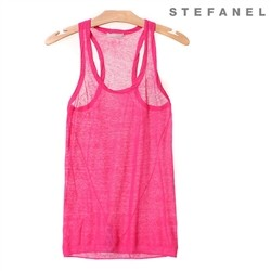 [스테파넬]Casual Sleeveless Top (S52TT076)