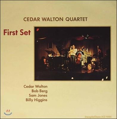 Cedar Walton (시다 월튼) - First Set