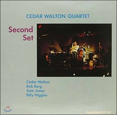 Cedar Walton (시다 월튼) - Second Set
