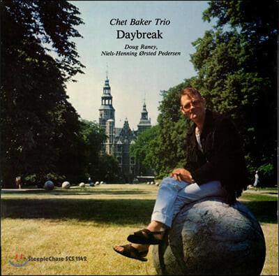 Chet Baker Trio (쳇 베이커) - Daybreak [LP]