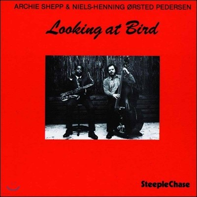 Archie Shepp (아치 셰프) - Looking at Bird [LP]