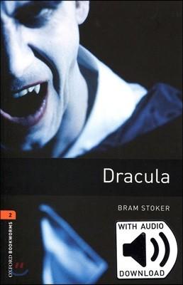 Oxford Bookworms Library 2 : Dracula (Book + MP3 다운로드)