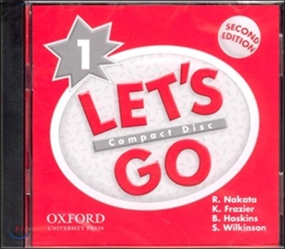 Let's Go 1 : CD (2nd Edition)