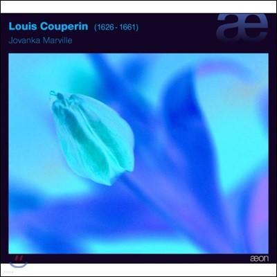 Jovanka Marville 루이스 쿠프랭: 클라브생 소품집 (Louis Couperin: Works for Harpsichord)