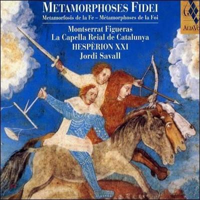 Montserrat Figueras 신앙의 변형 (Metamorphoses Fidei)