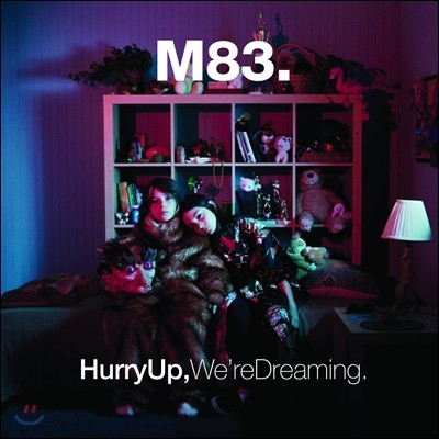 M83 - Hurry Up, We're Dreaming [LP]