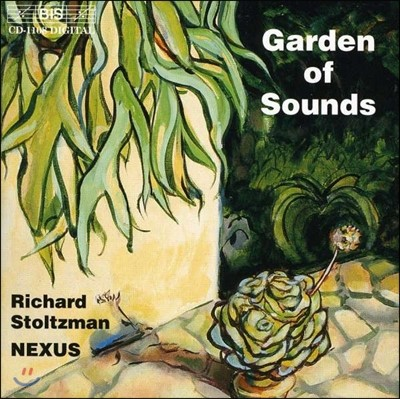 Richard Stoltzman 가든 오브 사운드 - 클라리넷과 퍼커션을 위한 음악 (Garden of Sounds)