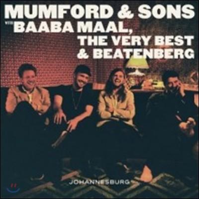 Mumford & Sons (멈포드 앤 선즈) - Johannesburg [10inch LP]