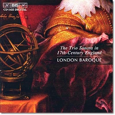 17세기 영국의 트리오 소나타 : 기번즈 / 코프라리오 / 로위스 / 제킨스 / 로케 / 심프슨