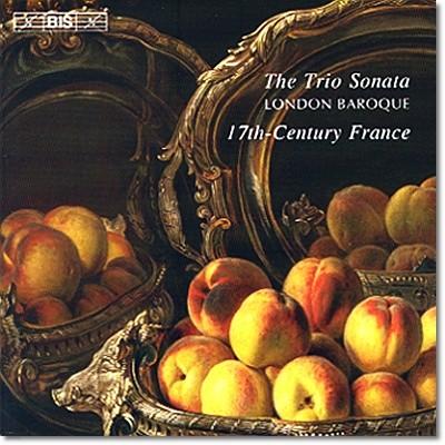 17세기 프랑스의 트리오 소나타 : 륄리 / 게오프로이 / 쿠프랭