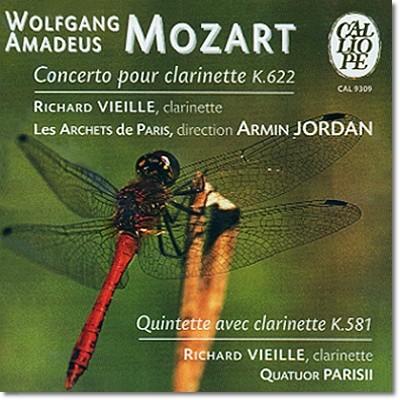 모차르트 : 클라리넷 협주곡 K.622