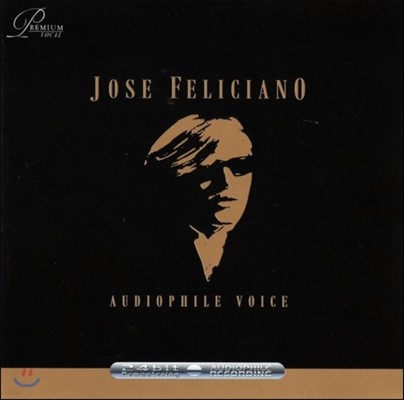 Jose Feliciano (호세 펠리치아노) - Audiophile Voice (오디오파일 보이스)