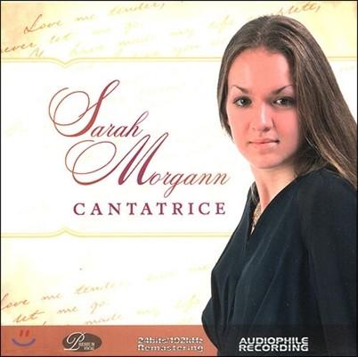 Sarah Morgann (사라 모건) - Cantatrice