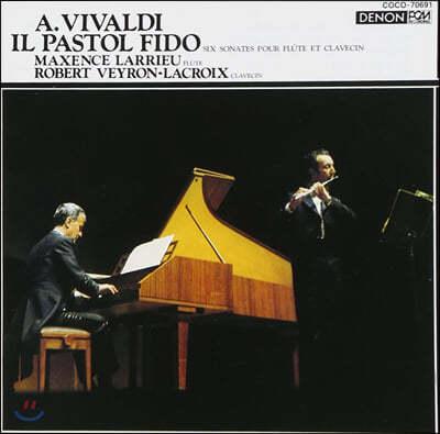 Maxence Larrieu 비발디: 일 파스토르 피도 (Vivaldi: Il Pastor Fido)