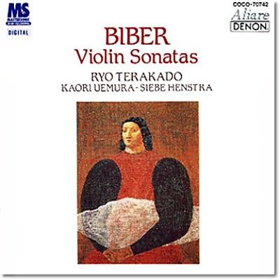 비버 : 바이올린 소나타