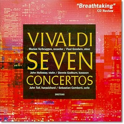 비발디 : 7개의 협주곡