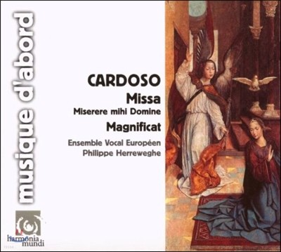 Philippe Herreweghe 마누엘 카르도소: 미사, 마니피가트 (Frei Manuel Cardoso: Missa Miserere mihi Domine, Magnificat) 필립 헤레베헤