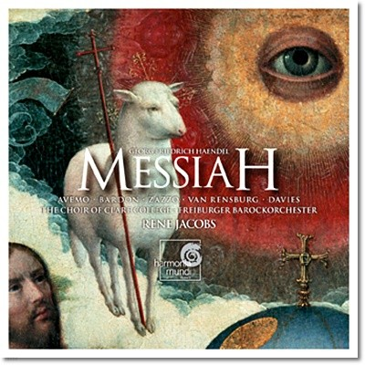 Rene Jacobs 헨델: 메시아 (George Frideric Handel: Messiah, HWV 56) 르네 야콥스