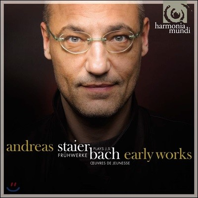 Andreas Staier 바흐: 초기 건반 악기 작품집 (Bach: Early Works)