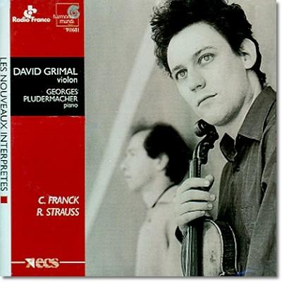 R.슈트라우스 / C.프랑크 : 바이올린 소나타