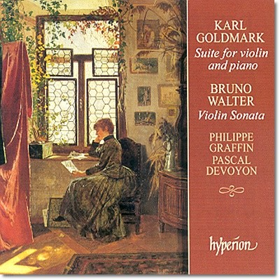 골트마르크 / 발터 : 바이올린과 피아노를 위한 모음곡