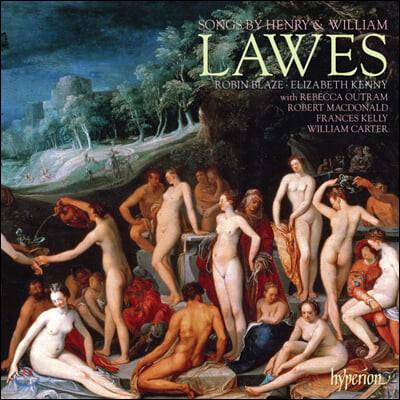 Robin Blaze 헨리 로스와 윌리엄 로스의 노래 (Henry Lawes / William Lawes: Songs)