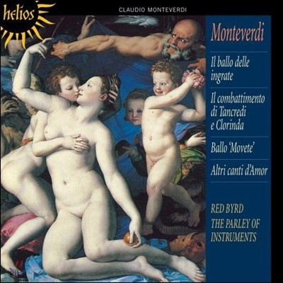 John Potter 몬테베르디: 발리와 드라마틱 마드리갈 (Monteverdi: Balli and Dramatic Madrigals)