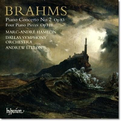 브람스 : 피아노 협주곡 2번 OP.83, 4개의 소품 OP.119
