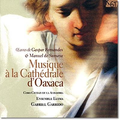멕시코 오악사카 대성당의 음악 : 페르난데스 / 수마야