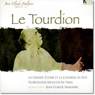 Jean-claude Malgoire 16세기 르네상스 음악 (Le Tourdion)