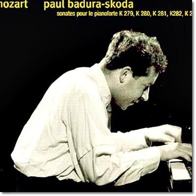 모차르트 : 피아노 소나타 K.279, 280, 281, 282, 283