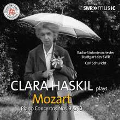 모차르트: 피아노 협주곡 9번 '죄놈' & 19번 (Mozart: Piano Concertos Nos.9 'Jeunehomme' & 19) - Carl Schuricht