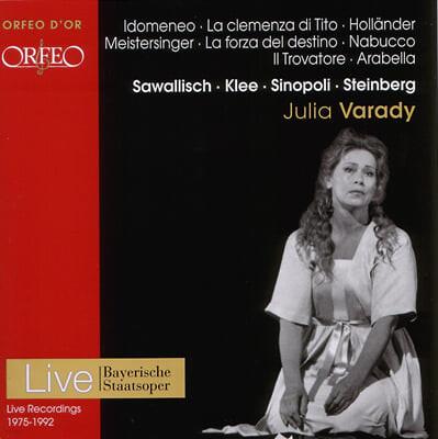 바라디 : 오페라 무대