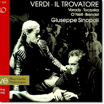 Giuseppe Sinopoli 베르디: 일 트로바토레 - 주세페 시노폴리 [1992년 바이에른 실황] (Verdi: Il Torovatore)