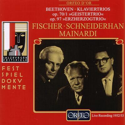 베토벤 : 피아노 3중주 5, 7번