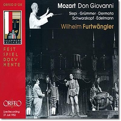 Wilhelm Furtwangler 모차르트 : 돈 조반니 (Mozart: Don Giovanni, K527)