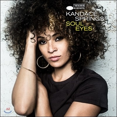 Kandace Springs (캔디스 스프링스) - Soul Eyes